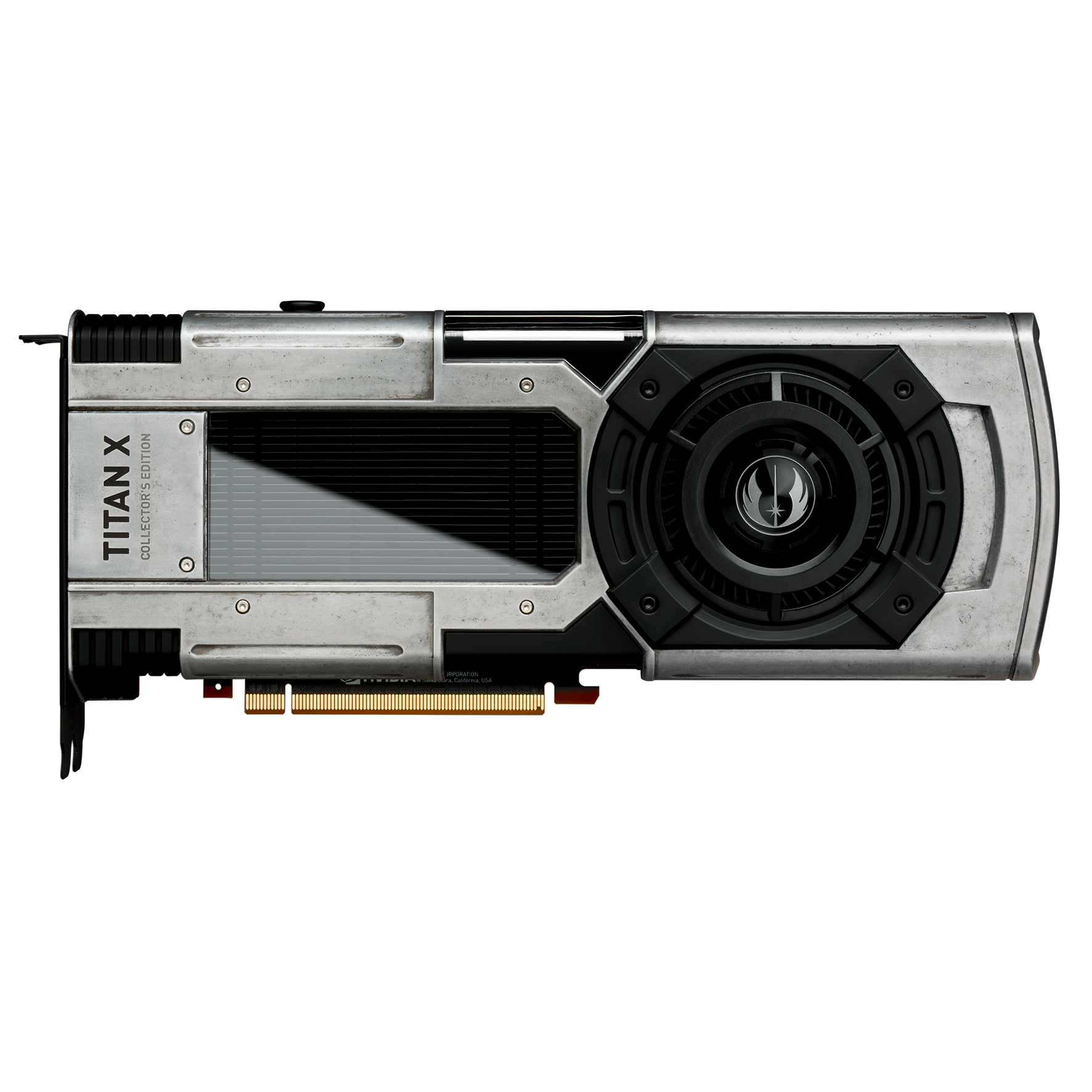 NVIDIA TITAN Xp Collector's Edition JEDI ORDER