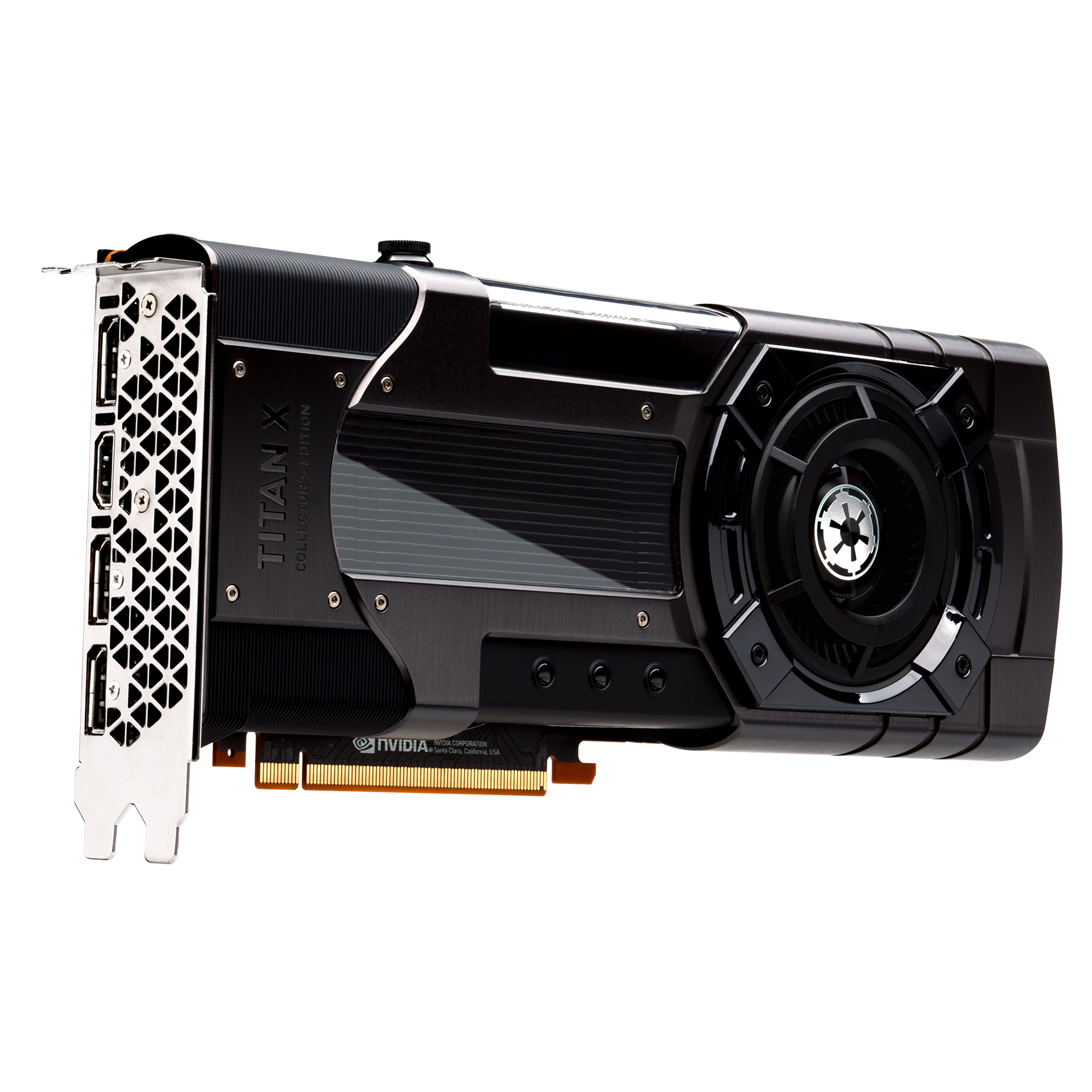 NVIDIA TITAN Xp Collector's Edition Glactic Empire