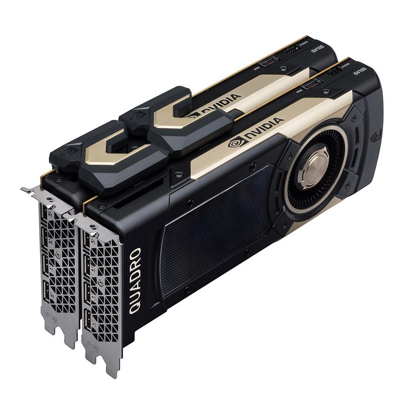 NVIDIA Quadro GV100 NVLink
